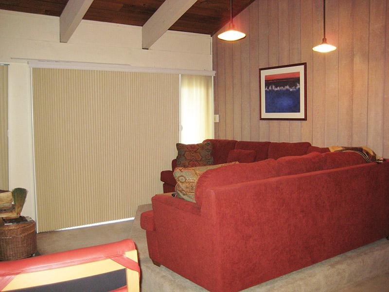 Living Room - Mammoth Point - MP111 - Mammoth Lakes - rentals