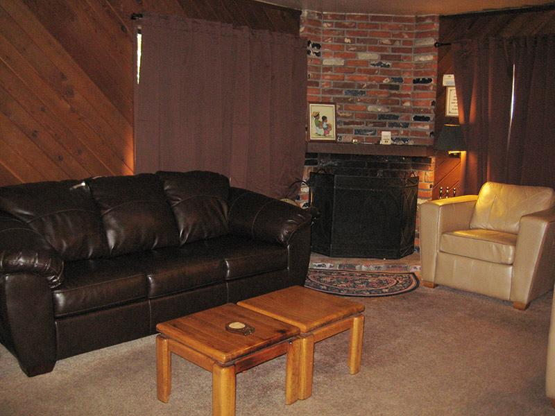Living Room - La Vista Blanc - LVB19 - Mammoth Lakes - rentals