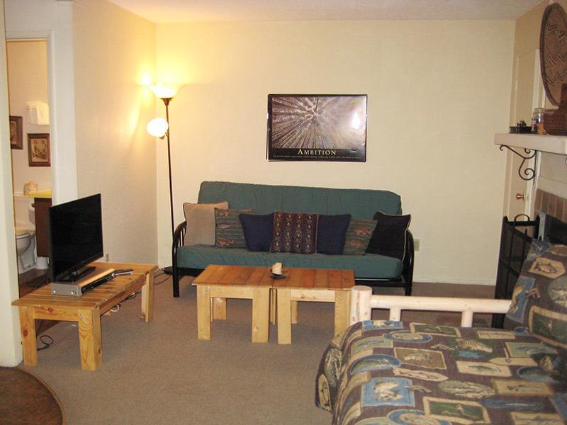 Living Room - Hidden Valley - HV019 - Mammoth Lakes - rentals