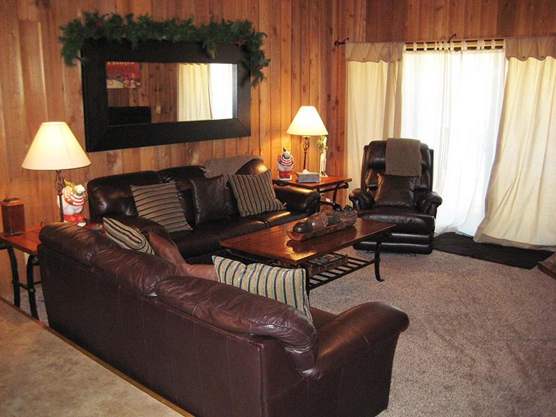 Living Room - Courchevel - CVL52 - Mammoth Lakes - rentals