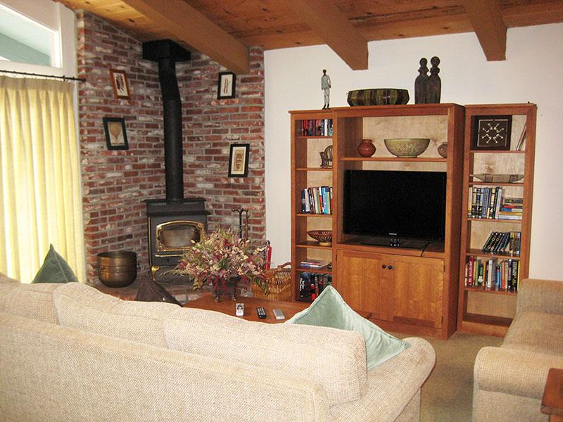 Living Room - Chateau Sans Nom - CSN32 - Mammoth Lakes - rentals