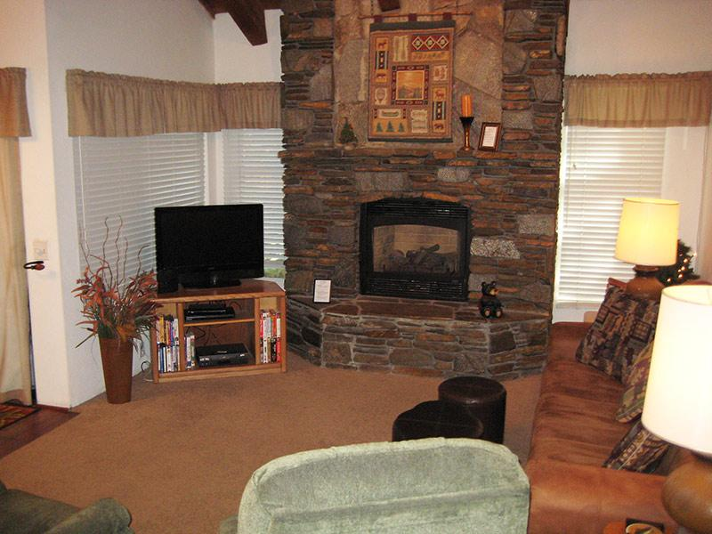 Living Room - Val d'Isere - VDI17 - Mammoth Lakes - rentals