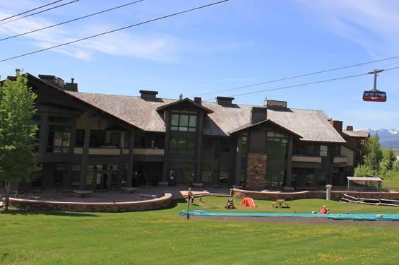 Cody House B - Image 1 - Teton Village - rentals
