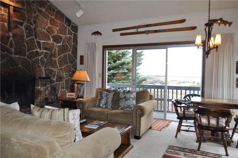 Four Seasons II #8 - Image 1 - Teton Village - rentals