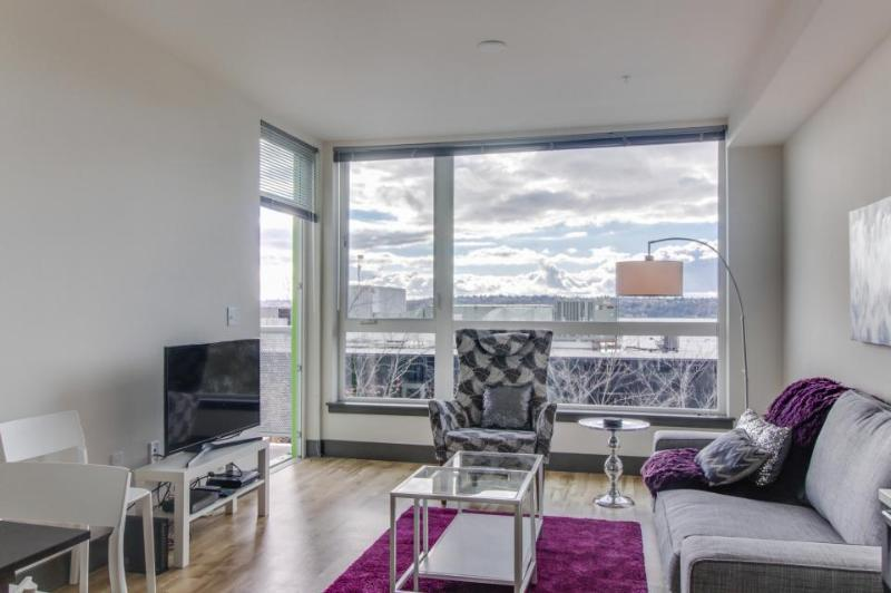 Chic, modern condo w/ great location right downtown - dogs ok! - Image 1 - Seattle - rentals