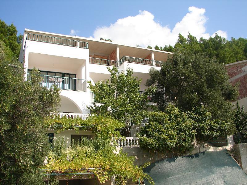 house - 00513BREL  SA3(2+1) - Brela - Brela - rentals