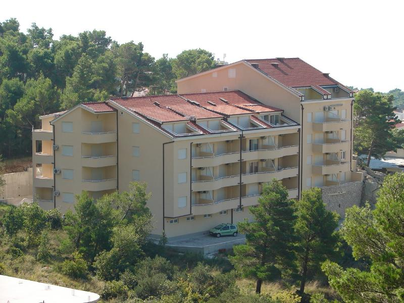 house - 01713BVOD  A1(2+2) - Baska Voda - Baska Voda - rentals