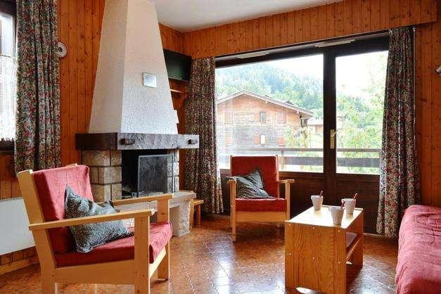 PISTE ROUGE B  Studio + small bedroom 4 persons - Image 1 - Le Grand-Bornand - rentals