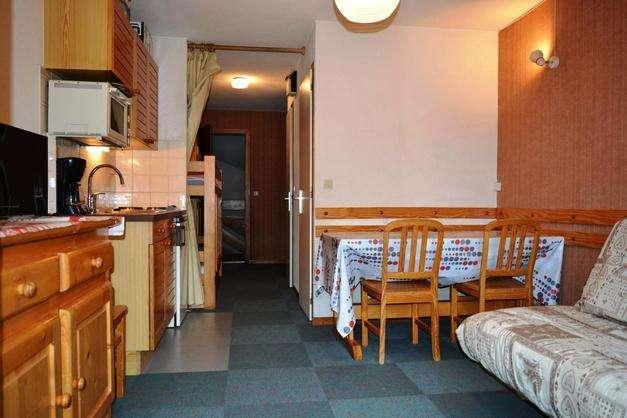 CHARMETTES Studio + sleeping corner 4 persons - Image 1 - Le Grand-Bornand - rentals