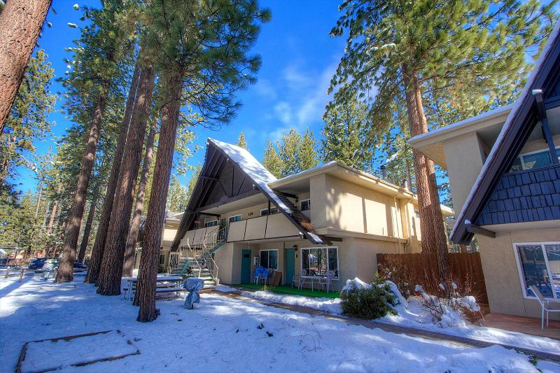Bavarian Condo Perfect Year-Round ~ RA731 - Image 1 - South Lake Tahoe - rentals