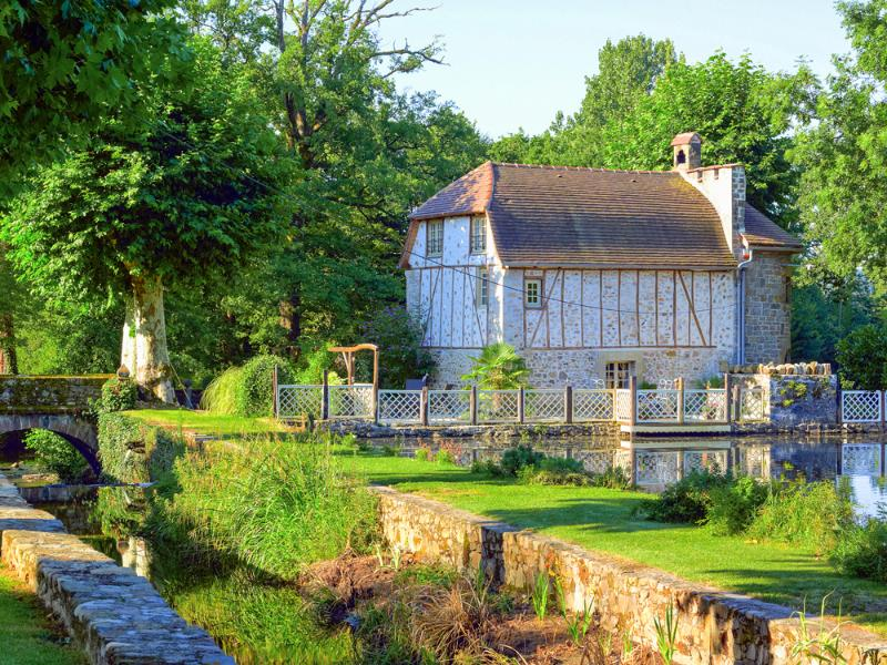 Chateau des Bourgeoise - Image 1 - Astaillac - rentals