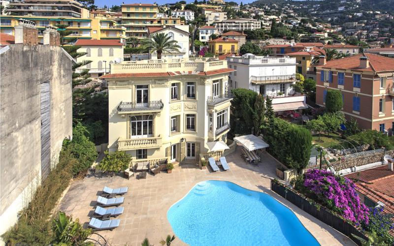 Villa Serias - Image 1 - Villefranche-sur-Mer - rentals