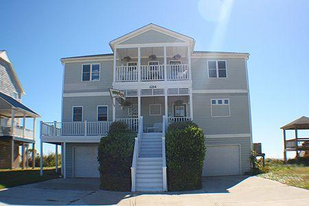 Front - 'Perfect Shell - North Topsail Beach - rentals