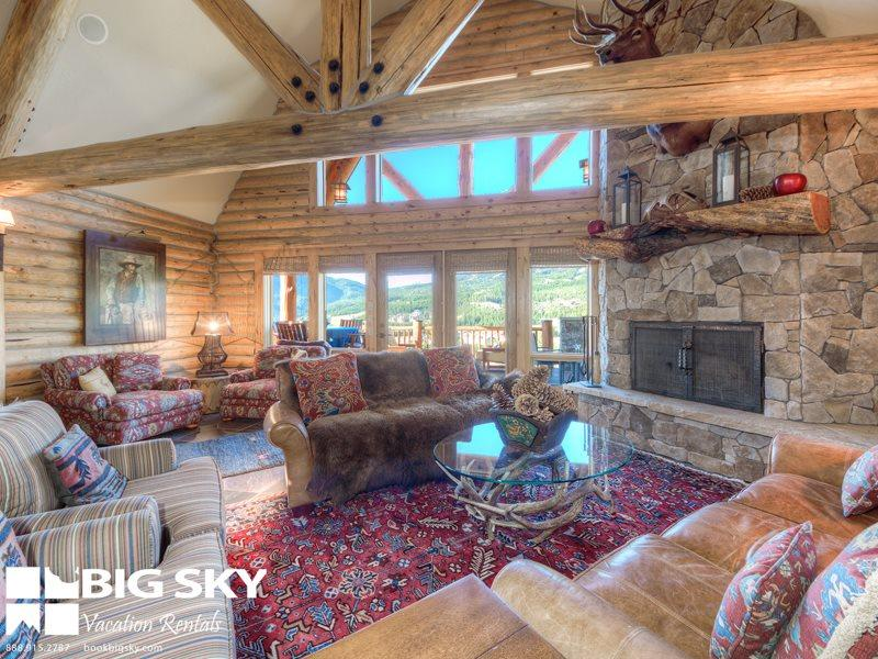 Big Sky Private Home | Washaki Lodge - Image 1 - Big Sky - rentals