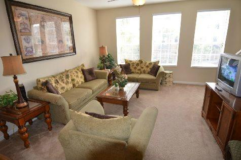 Luxurious 3 Bedroom 3.5 Bathroom Town Home Located in Vista Cay. 5038TVC-20 - Image 1 - Orlando - rentals
