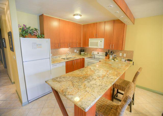 SUMMER SPECIALS! Garden View, Ground Floor, One Bedroom, 2 Bath Condo - Image 1 - Kihei - rentals