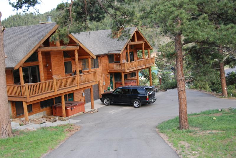 256 Davis on Right side - Rocky Mountain Views 256 - Estes Park - rentals