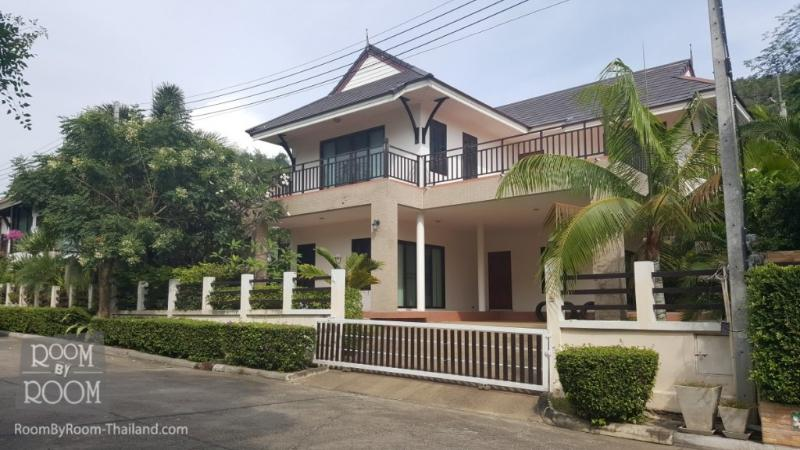 Villas for rent in Hua Hin: V6218 - Image 1 - Hua Hin - rentals