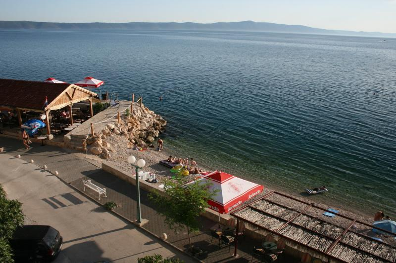 A1(5+3): terrace view - 5336  A1(5+3) - Drasnice - Drasnice - rentals