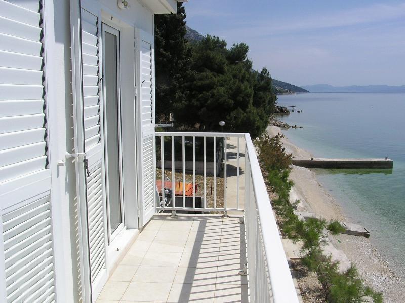 A2(2+2): terrace - 2414  A2(2+2) - Brist - Brist - rentals