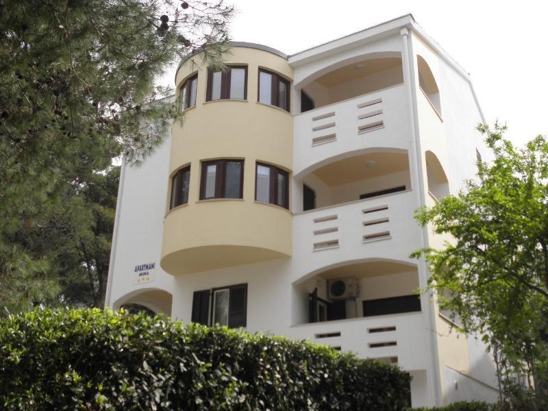 house - 2556 A2(2+2) - Petrcane - Petrcane - rentals