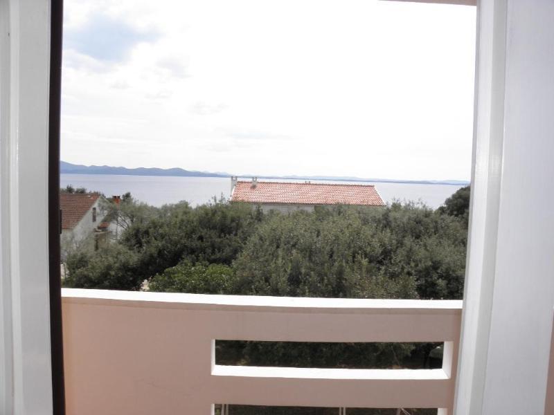 A2(4): terrace view - 3447 A2(4) - Petrcane - Petrcane - rentals