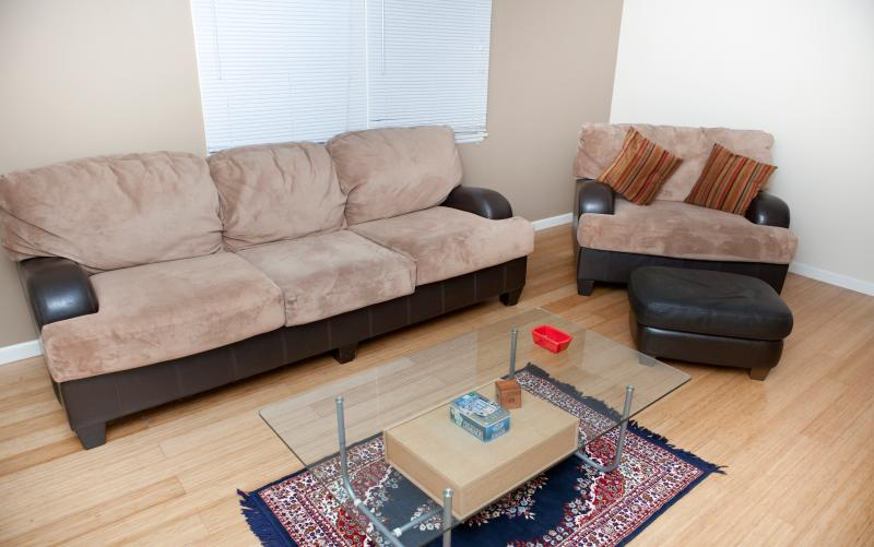Living Room - Centrally located Los Angeles Apt. - Los Angeles - rentals
