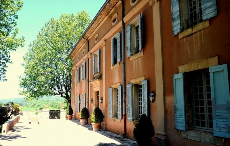 Family-Friendly Luberon Villa with Guest House - Bastide Camille - Image 1 - Apt - rentals