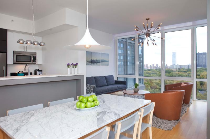 Luxury 2Bed/2Bath Apt with Central Park Views! - Image 1 - New York City - rentals
