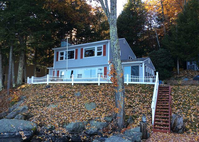 Waterfront Home Lake Winnipesaukee (ROB30W) - Image 1 - Meredith - rentals