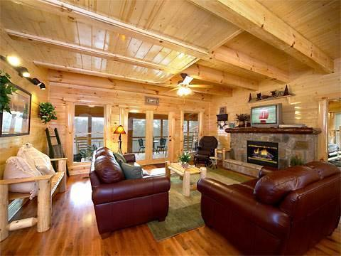 Bear Den Lodge - Image 1 - Pigeon Forge - rentals