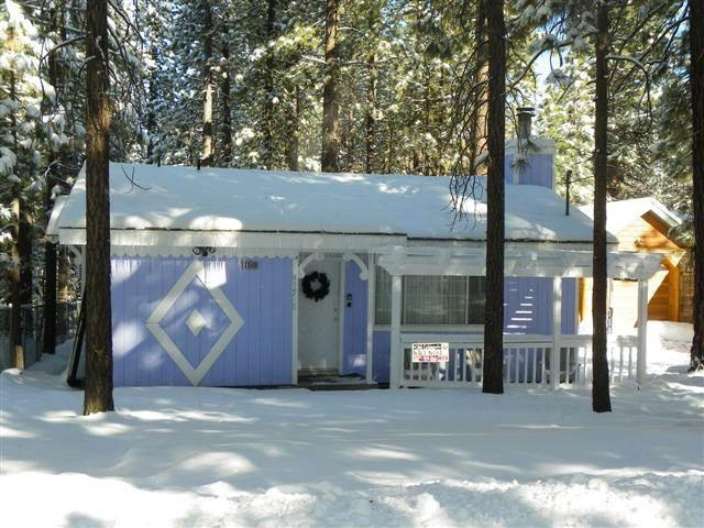 McWhinney Summit Cabin - Image 1 - City of Big Bear Lake - rentals
