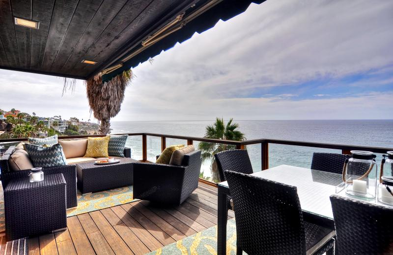 Gorgeous Three Bedroom Oceanfront Home at Laguna Beach! - Image 1 - Laguna Beach - rentals