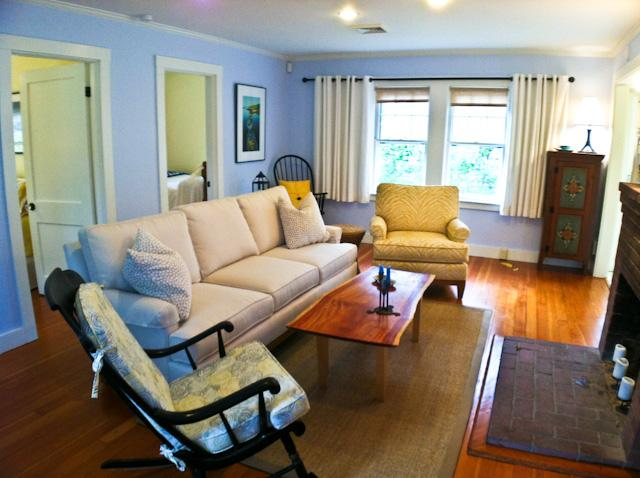 Living area - Walk to Linnell Landing with Central A/C - BR0130 - Brewster - rentals