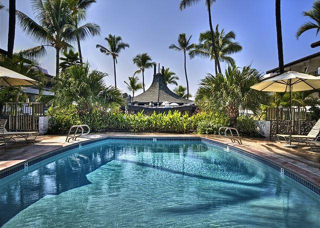 Oceanfront with breathtaking Ocean & Sunset Views, 2 bedroom, 2 bath, AC incl - Image 1 - Kailua-Kona - rentals