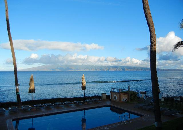 Hale Kai #216 - Find Your Ocean Paradise in our remodeled Direct Oceanfront Condo - Lahaina - rentals