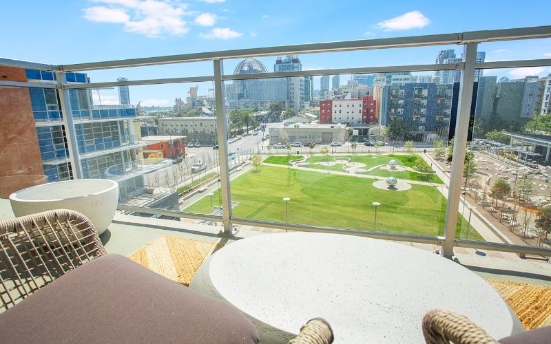San Diego 3 Bedroom Highrise Suites - Image 1 - Pacific Beach - rentals