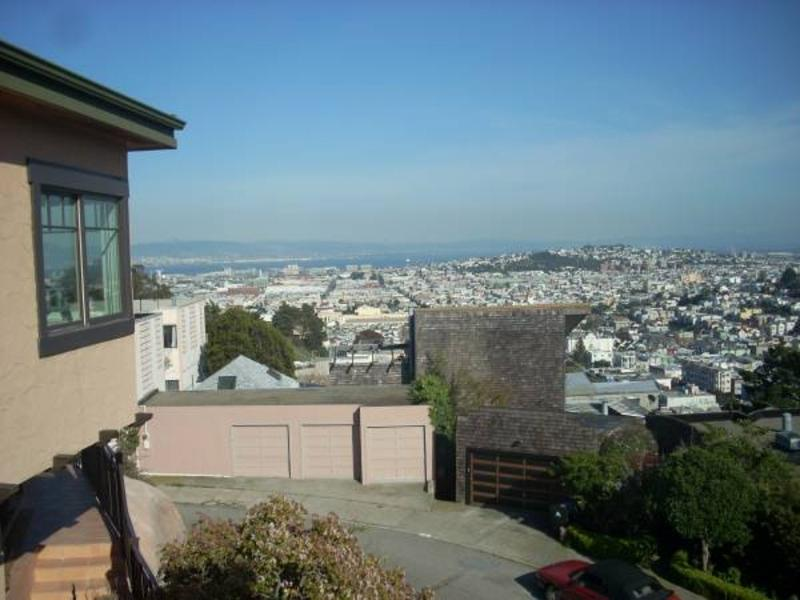BEAUTIFUL FURNISHED APARTMENT WITH VIEWS - Image 1 - San Francisco - rentals