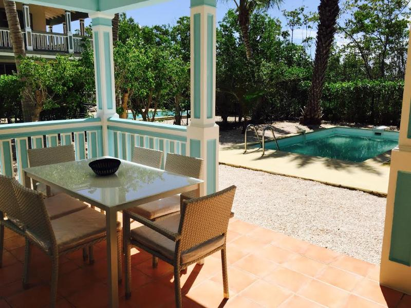 Villa Fred... Orient Bay, St Martin 800 480 8555 - FRED...  affordable 2 BR  townhome with private pool, short, easy walk to Orient beach! - Orient Bay - rentals