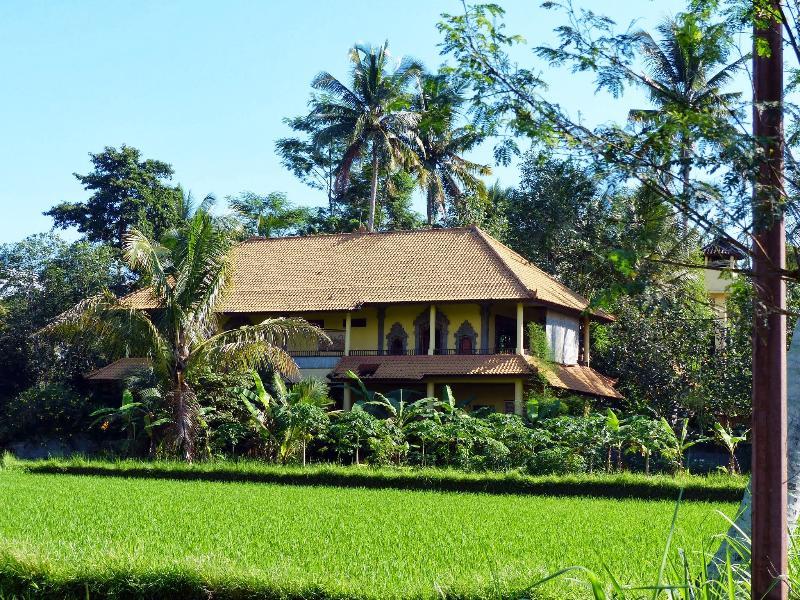 4 bedroom house in Ubud,  Uma Capung Mas - Image 1 - Ubud - rentals