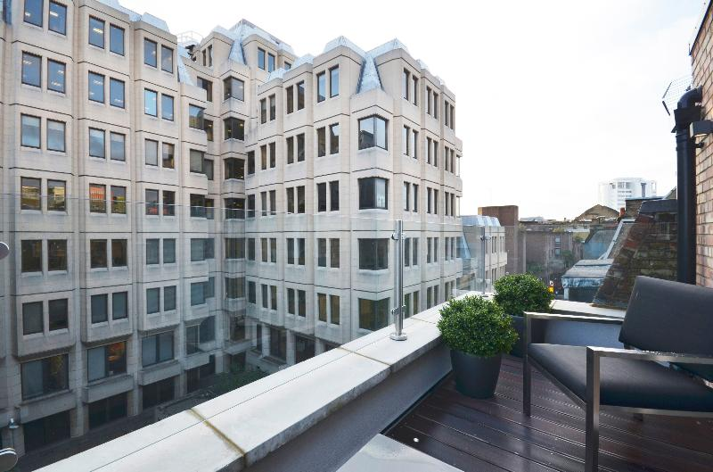 uberlondonapartments - outdoor terrace - Superb 2 bed penthouse with a spectacular terrace - London - rentals