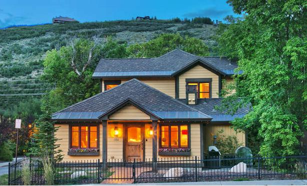 A Classic and Updated Ski Home Located in Park City's Old Town - Image 1 - Park City - rentals
