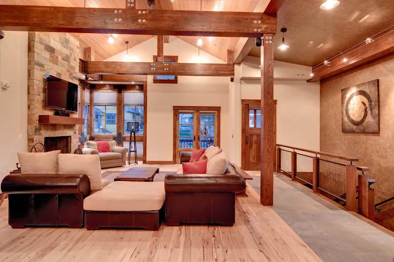 Park City Five Bedroom Mountain Home Steps to Town Lift! - Image 1 - Park City - rentals