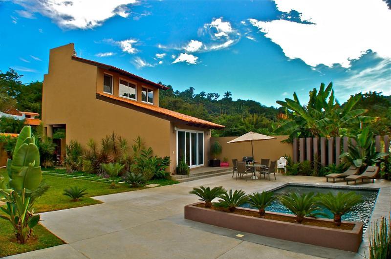 Private, backyard pool patio - Casa Mander - Private, backyard Pool! - San Pancho - San Pancho - rentals