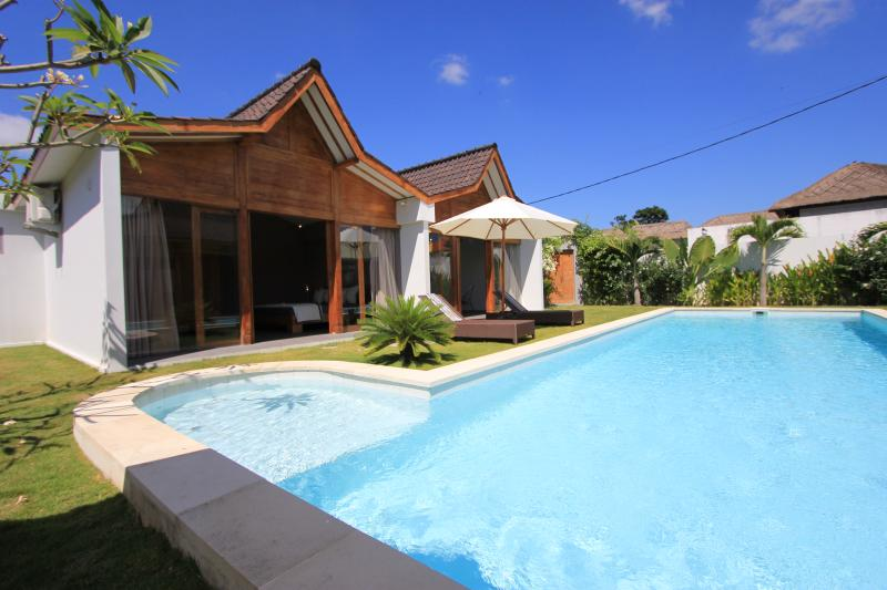 Pool bubles - #D7 Sumptuous villa 800m from the beach - Seminyak - rentals