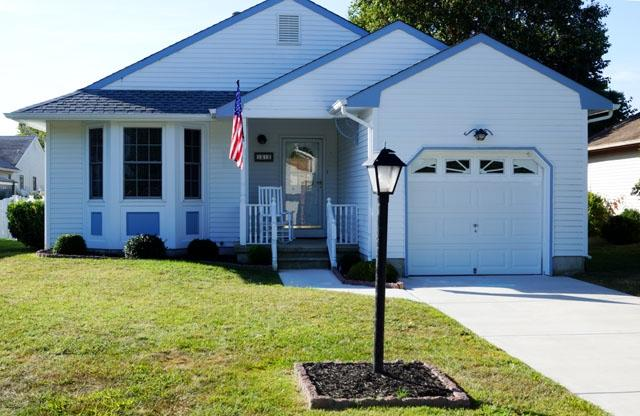 Family Home in Marina District 127202 - Image 1 - Cape May - rentals