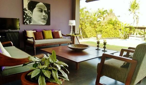 The Uma , a modern villa in Bali - Image 1 - Canggu - rentals