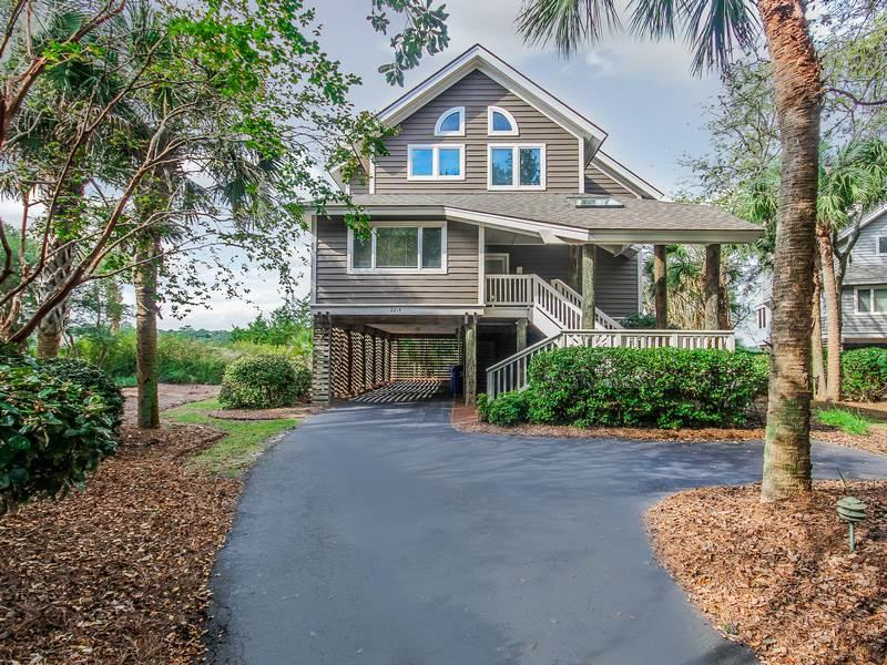 Oyster Catcher Court 2214 - Image 1 - Seabrook Island - rentals
