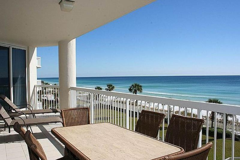 Silver Beach Towers E404 - Image 1 - Destin - rentals
