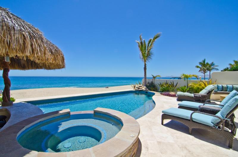 Stunning Beachfront House in Cabo! - Image 1 - San Jose Del Cabo - rentals